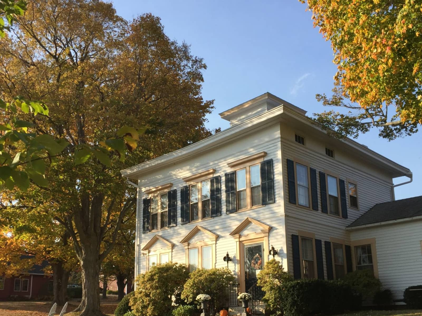 Housesitting assignment in Warren, Connecticut, United States