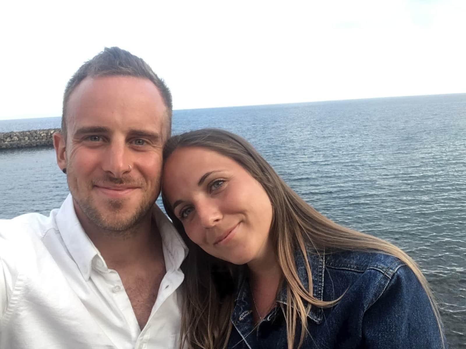 Paddy & Sarah from Horsham, United Kingdom