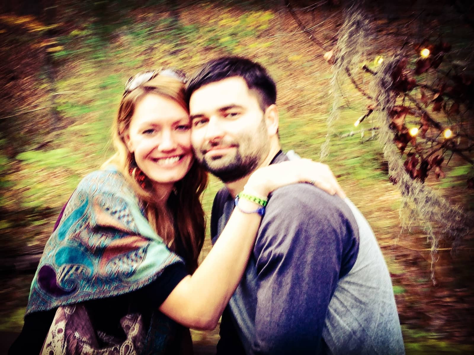 Rachel & Mihai from Philadelphia, Pennsylvania, United States