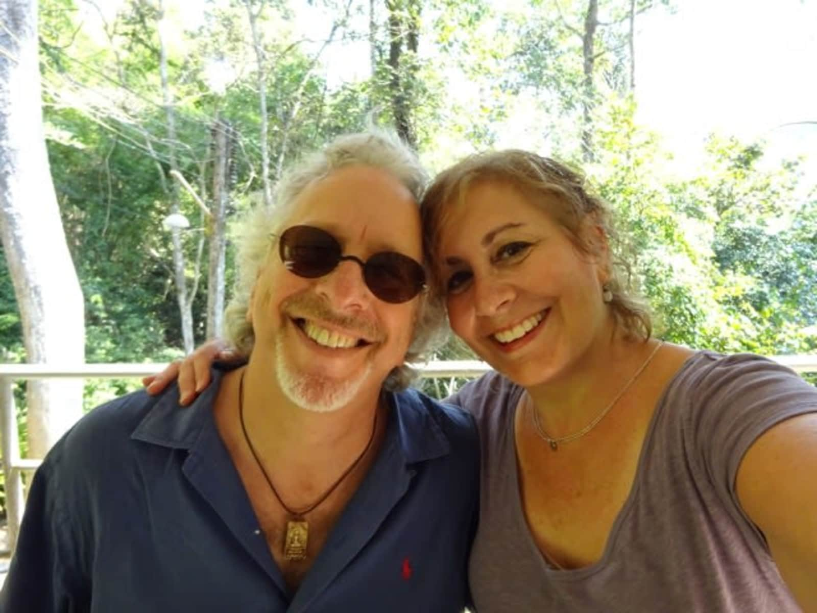 Janet & Michael from Haddonfield, New Jersey, United States