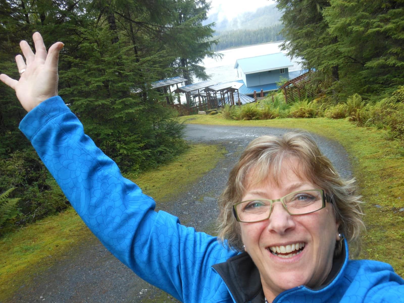 Cindi & Bill from Petersburg, Alaska, United States
