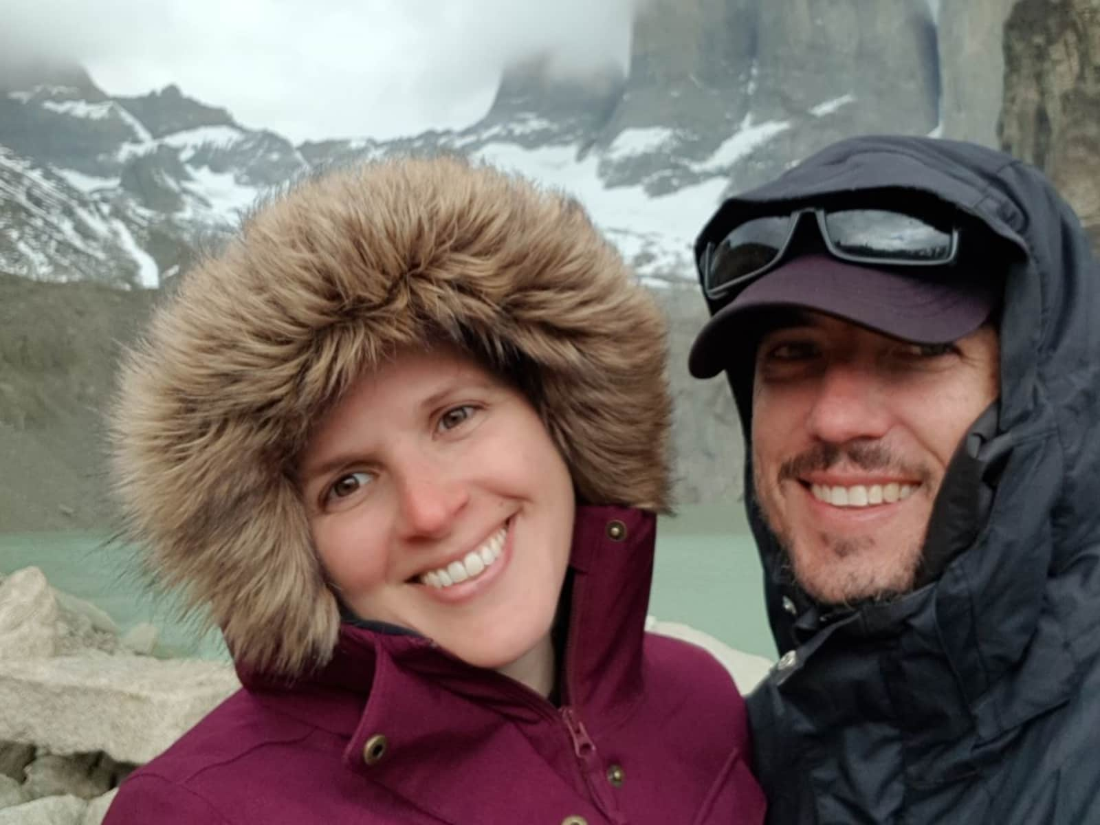 Erin & Warren from Sydney, New South Wales, Australia