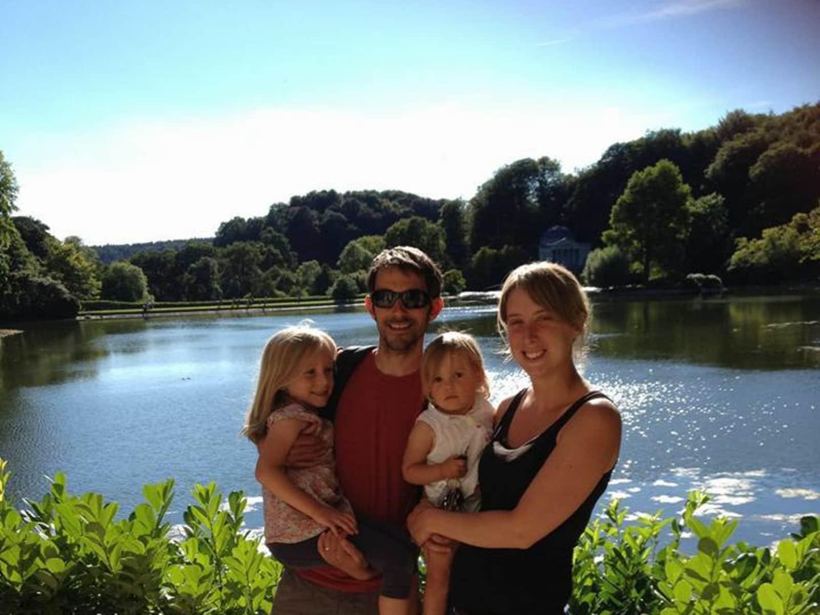 Liz & Thomas from Romsey, United Kingdom