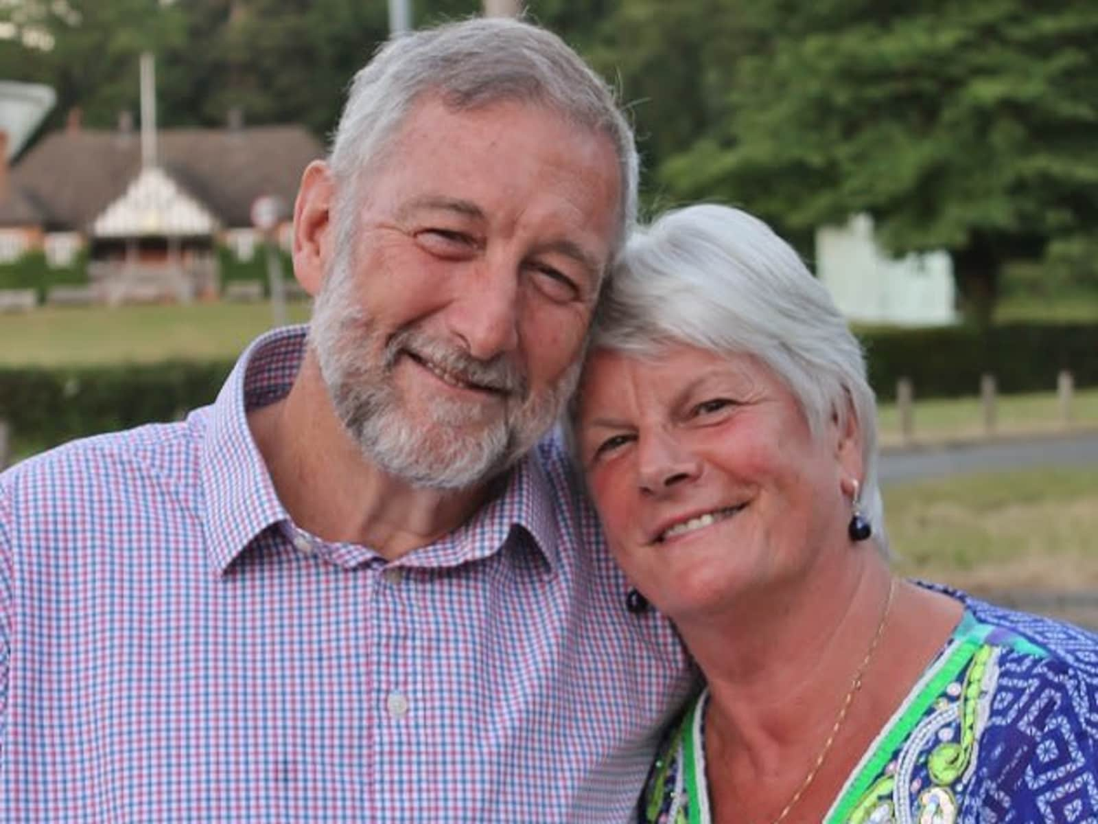 Rita & Charles from Guildford, United Kingdom