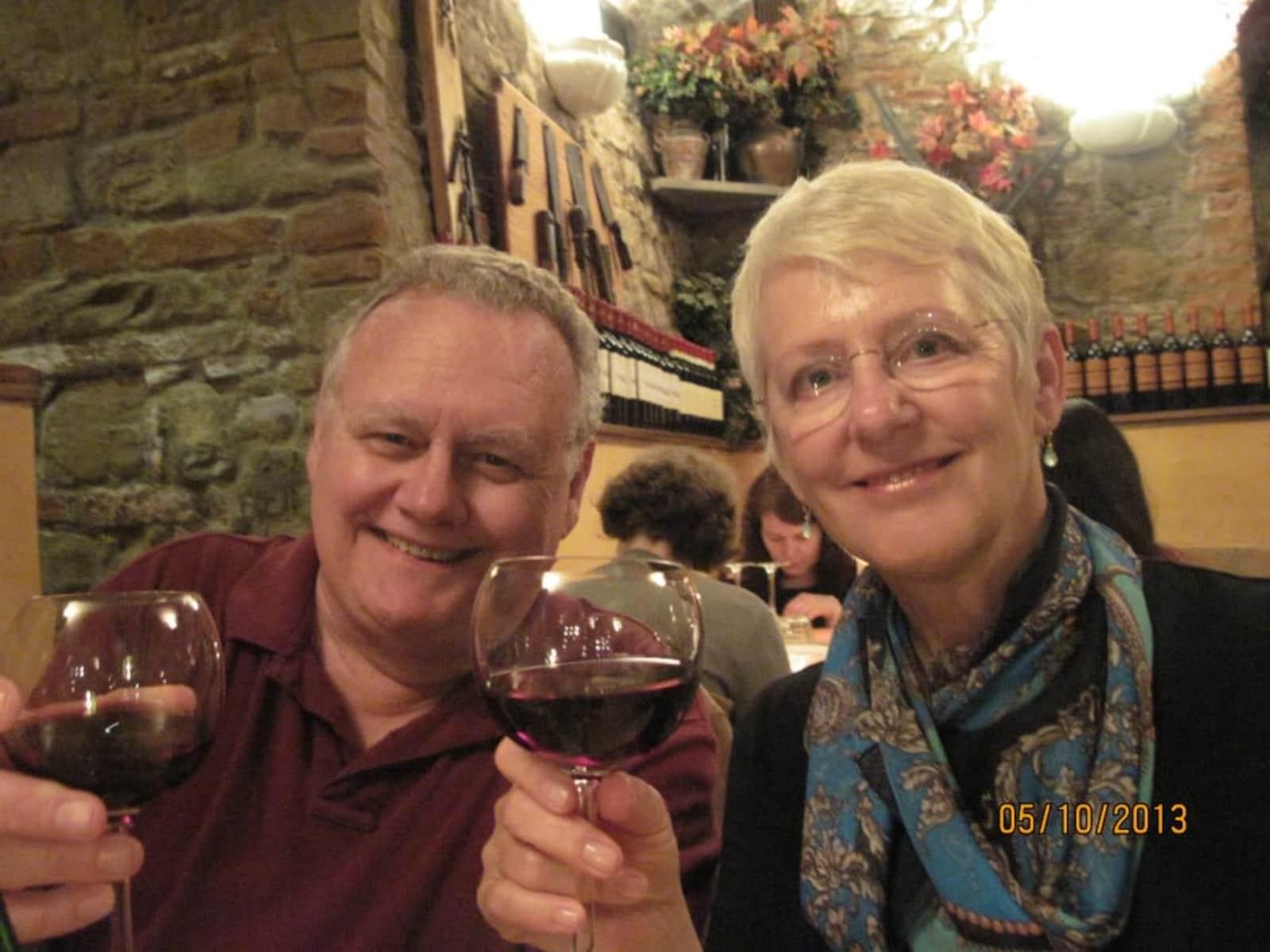 Milton & Susan from Greenwood Village, Colorado, United States