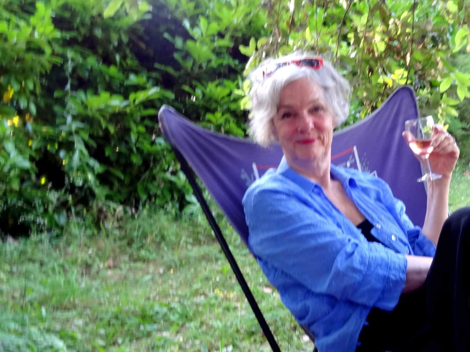 Nancy from Franceix, France