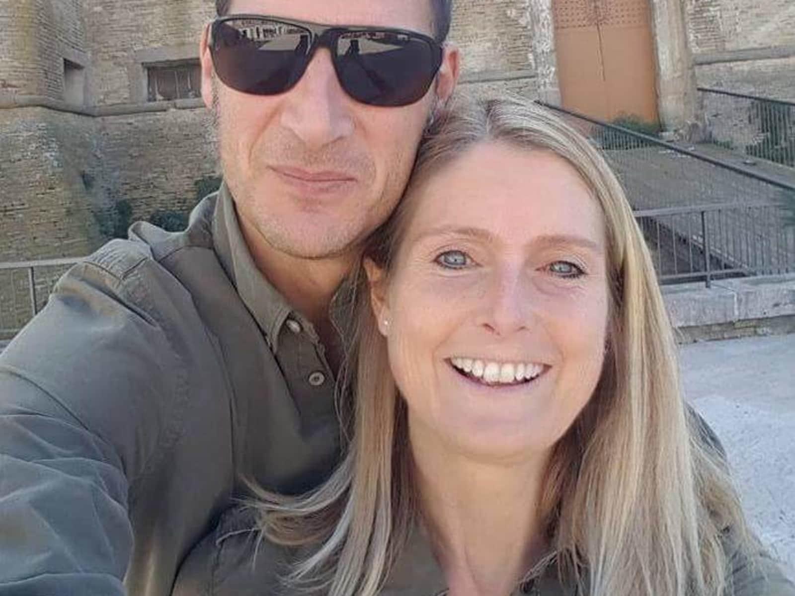 Kirstie & Ian from Pescara, Italy