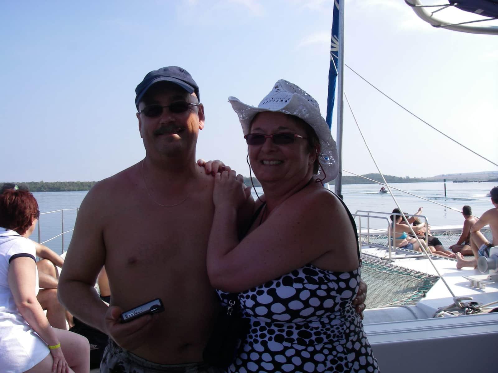 Denise & Wade from Halifax, Nova Scotia, Canada