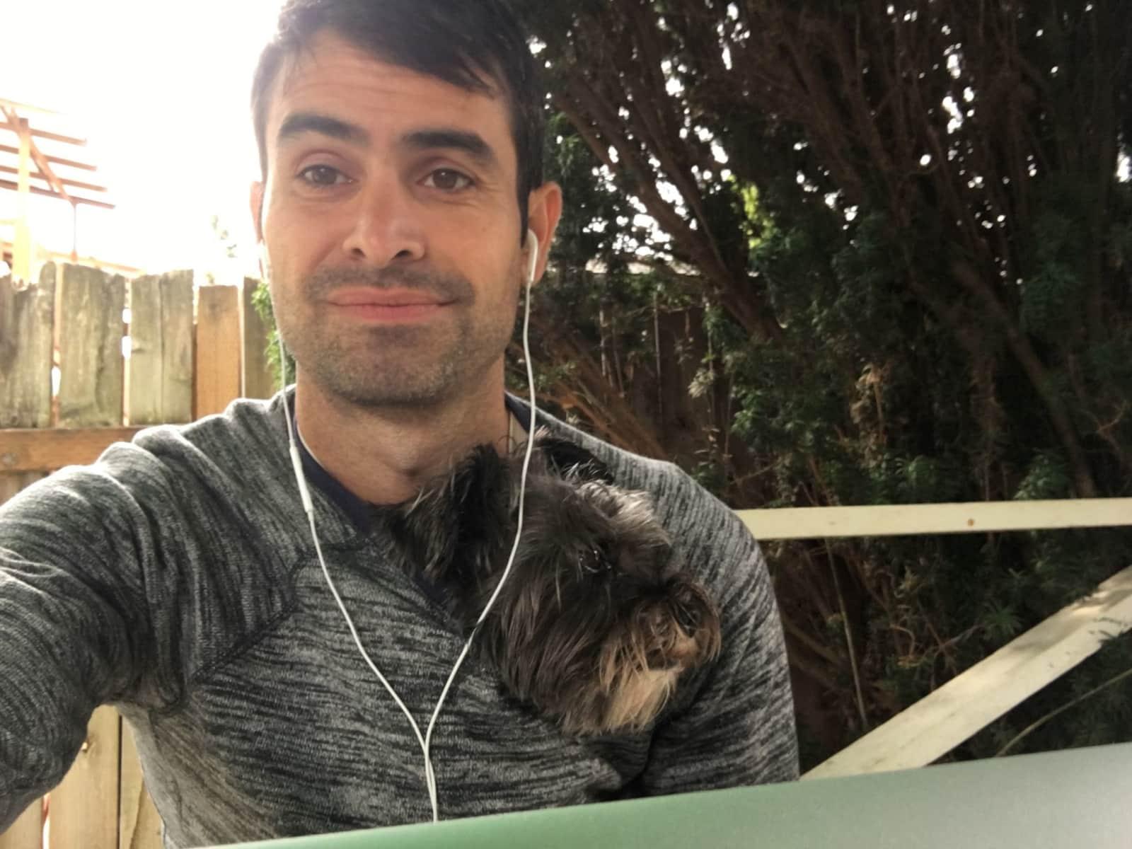 Dan from Portland, Oregon, United States