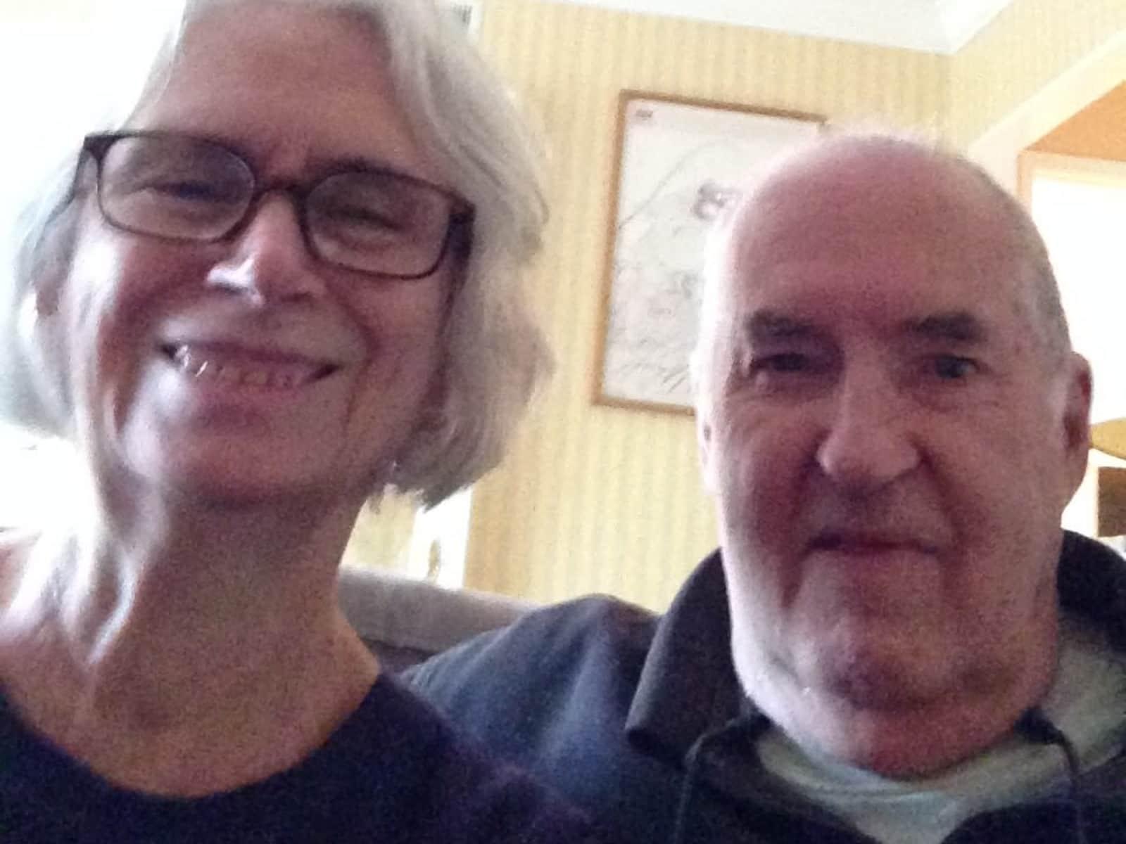 Byron & Susanne from Novato, California, United States