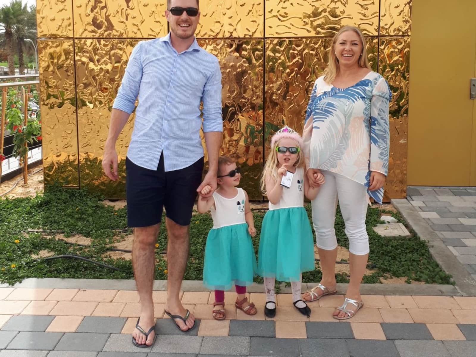 Paul & Camilla from Dubai, United Arab Emirates