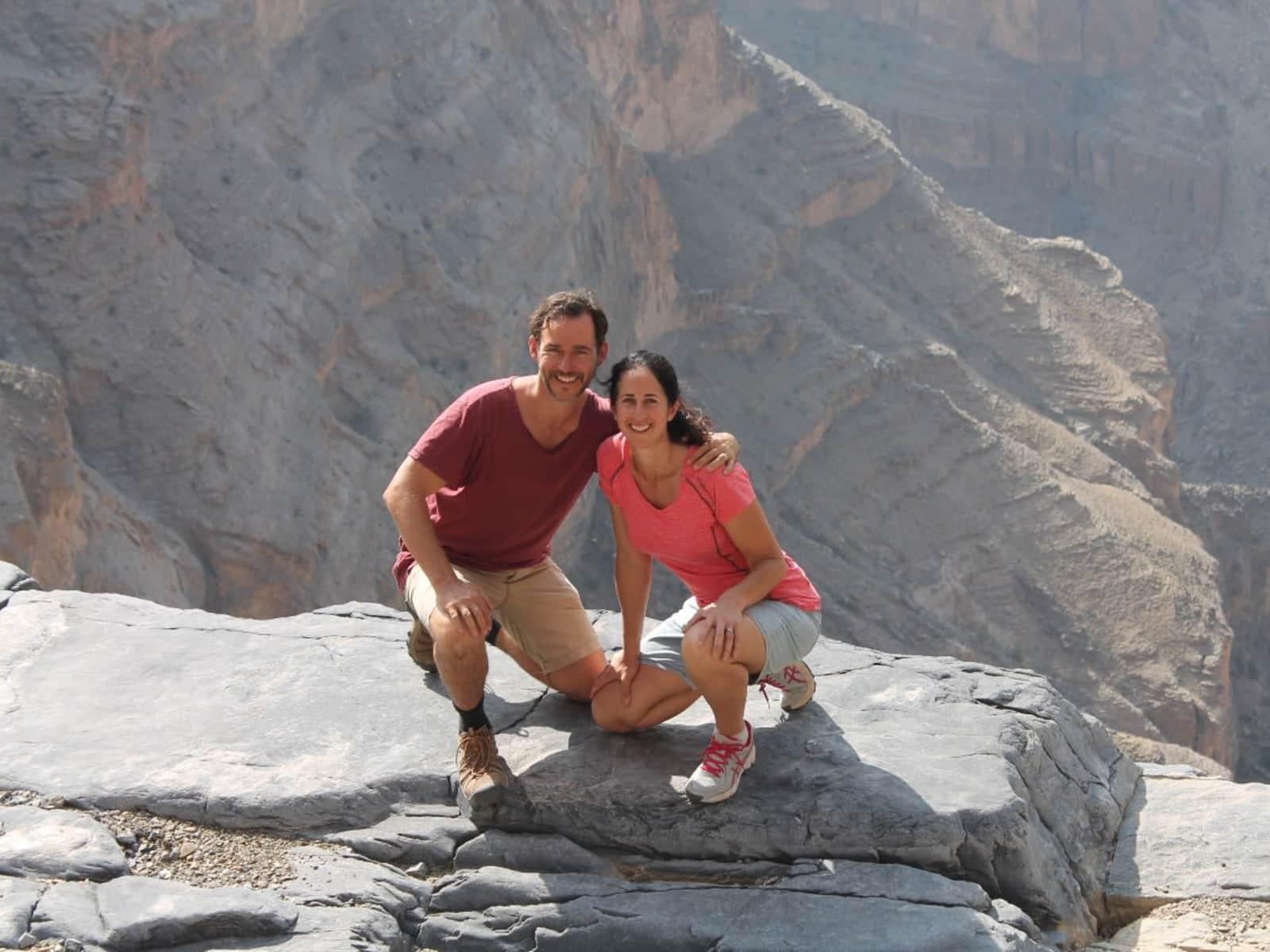 Annette & Andrew from Tallebudgera, Queensland, Australia