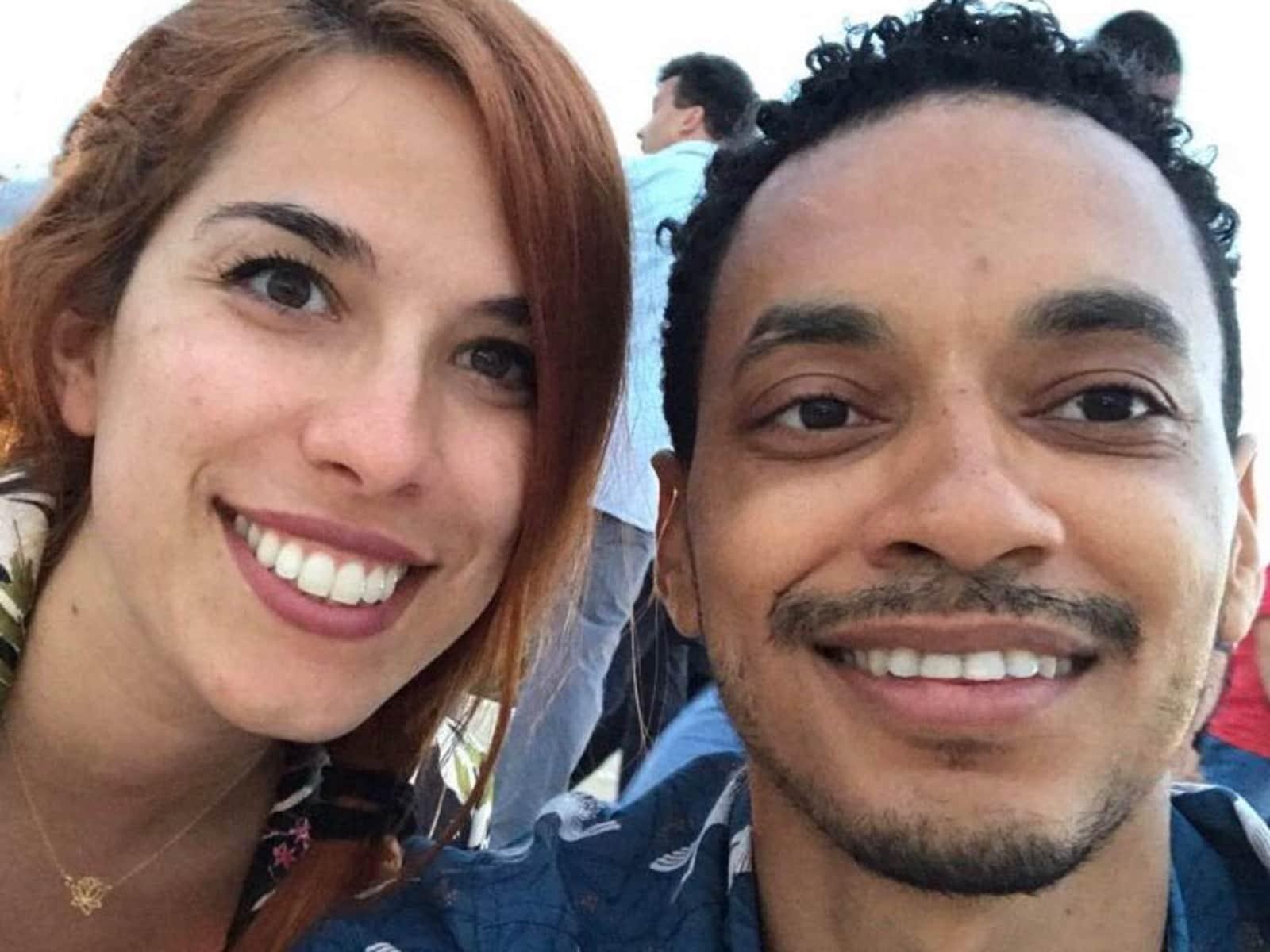 Marta & Markos from London, United Kingdom