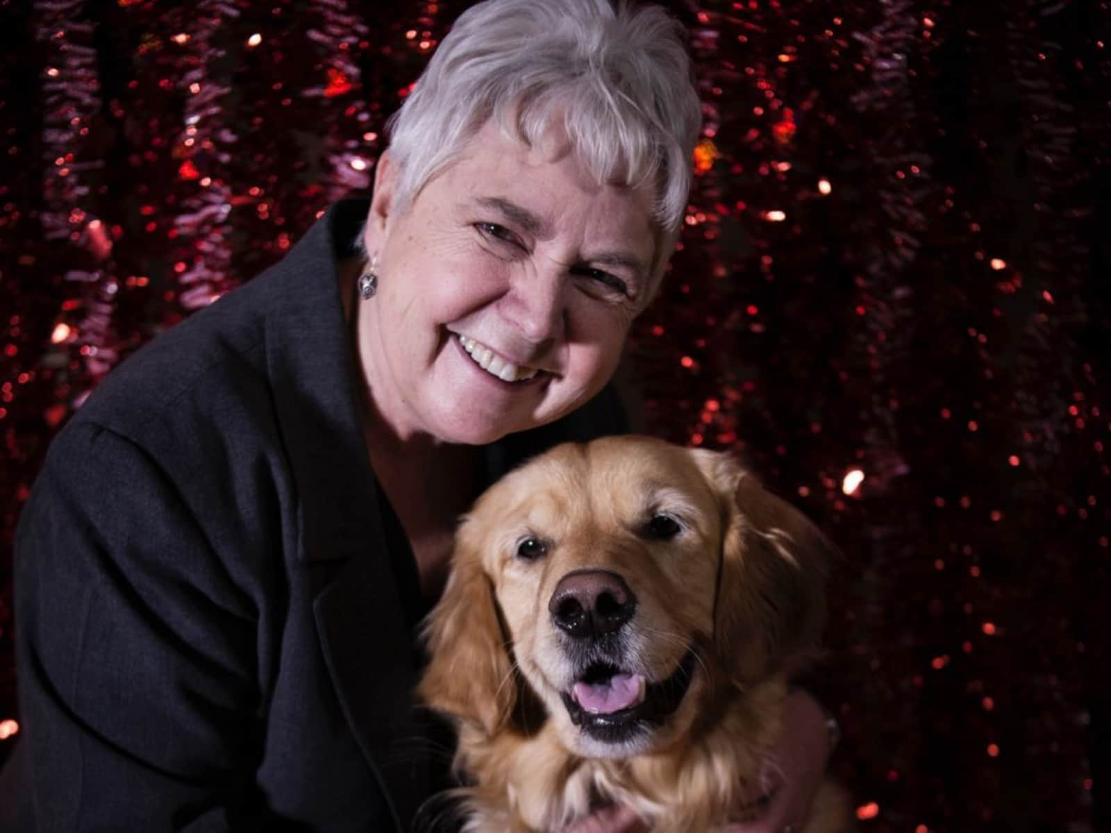 Maureen from Kelowna, British Columbia, Canada