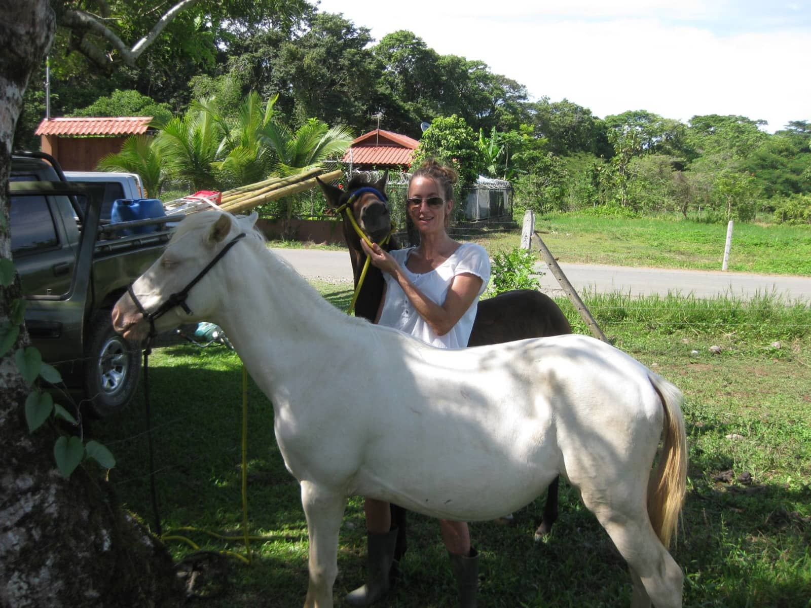 Leslie from Limón, Costa Rica