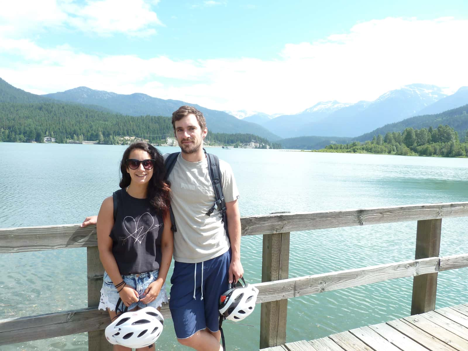 Jenny & David from Vancouver, British Columbia, Canada