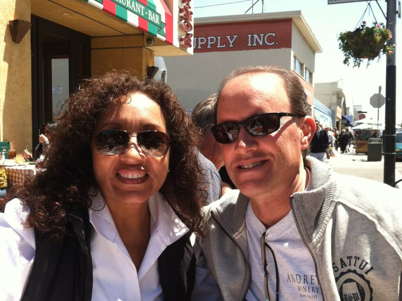 Rosemary & Douglas from La Habra, California, United States