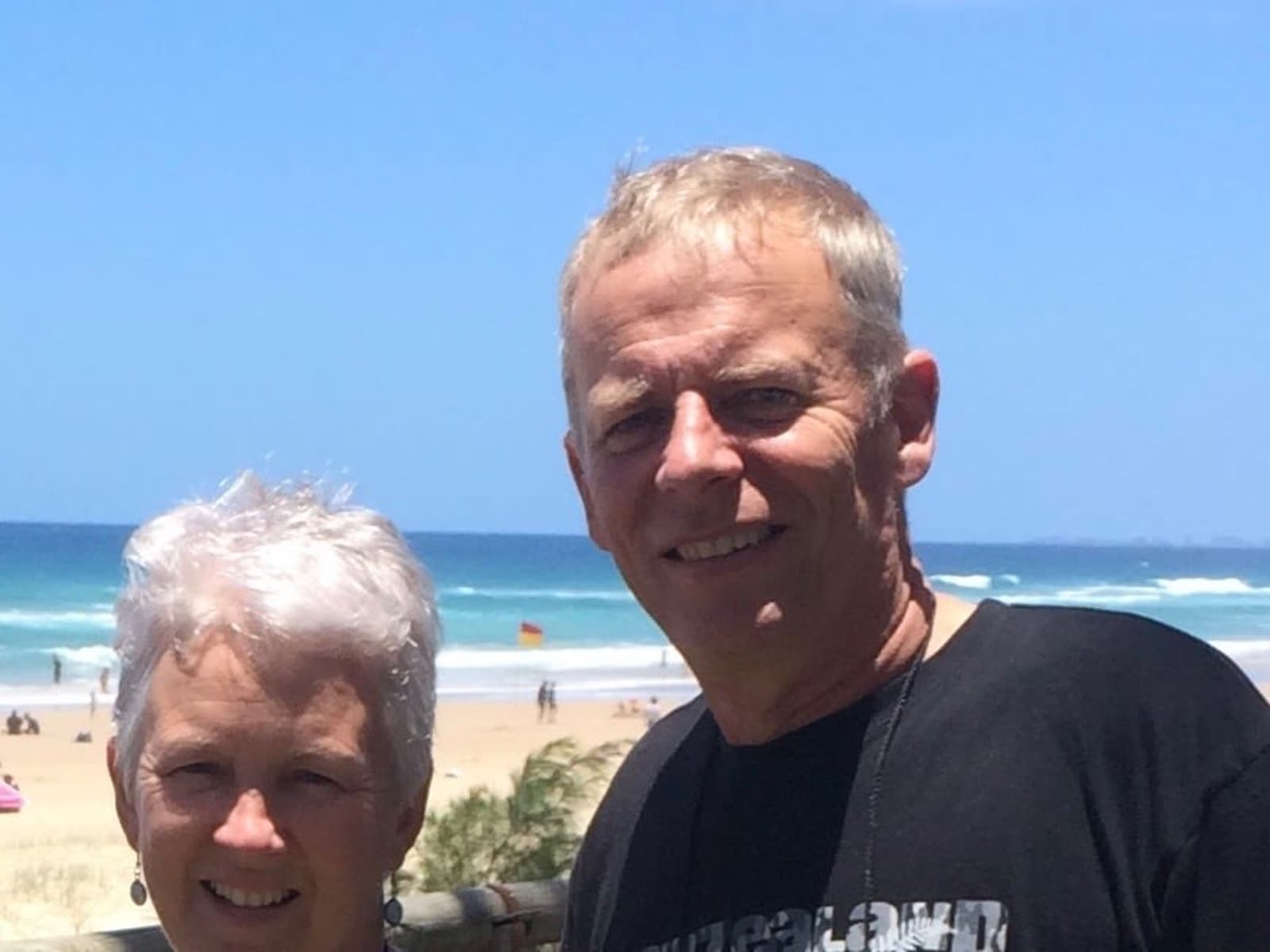 Jude & Grant from Invercargill, New Zealand