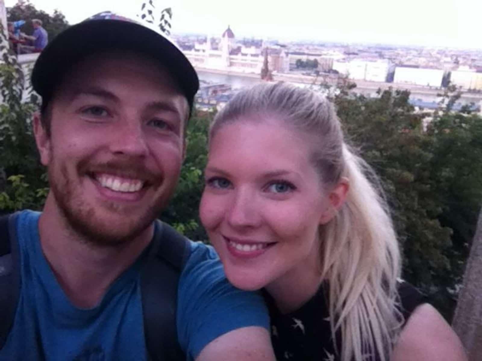 Anna & Tony from London, United Kingdom
