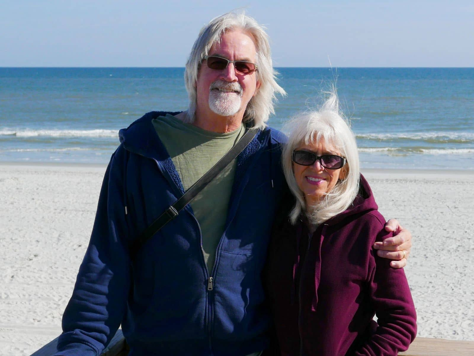 Russell & Lisa from Atlantic Beach, Florida, United States