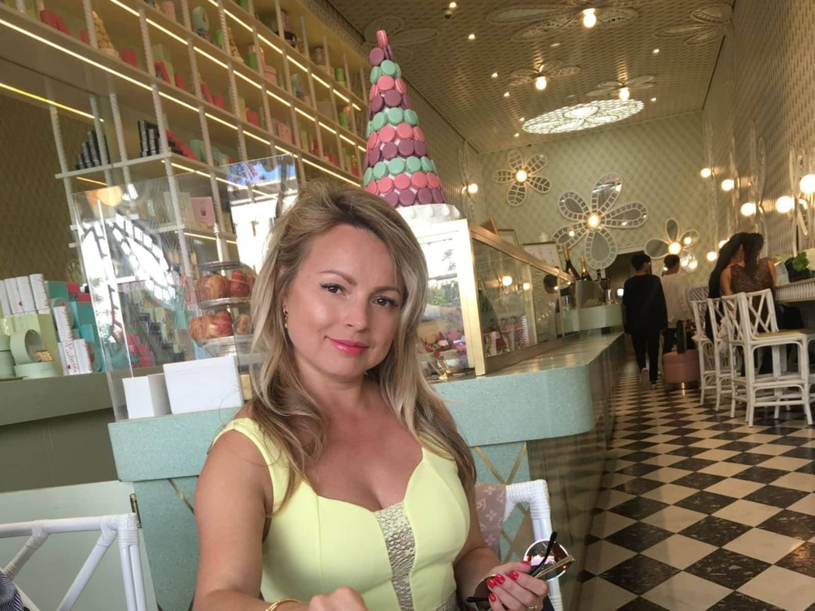 Ekaterina from Los Angeles, California, United States