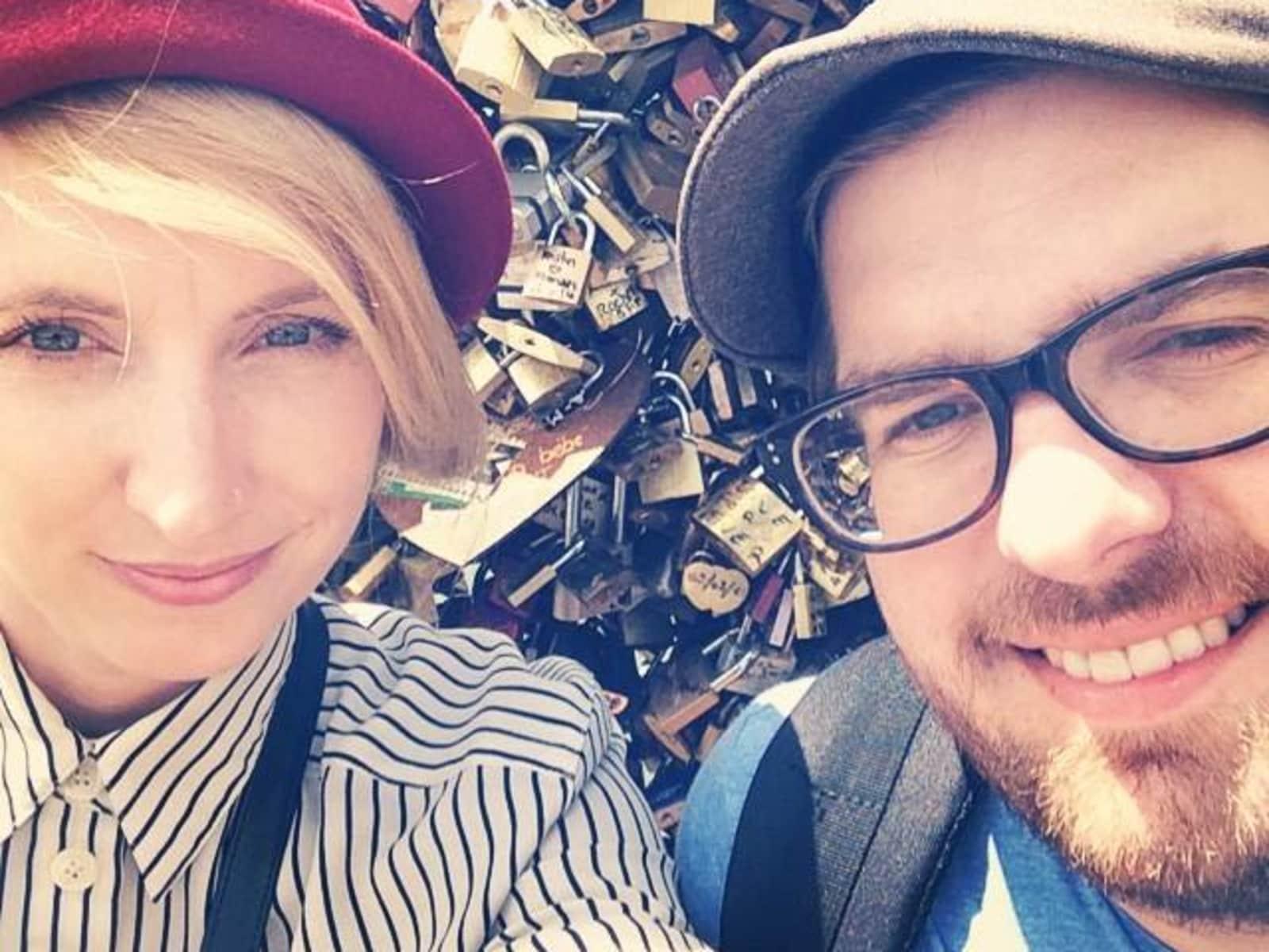 Heidi & Bryan from Brooklyn, New York, United States