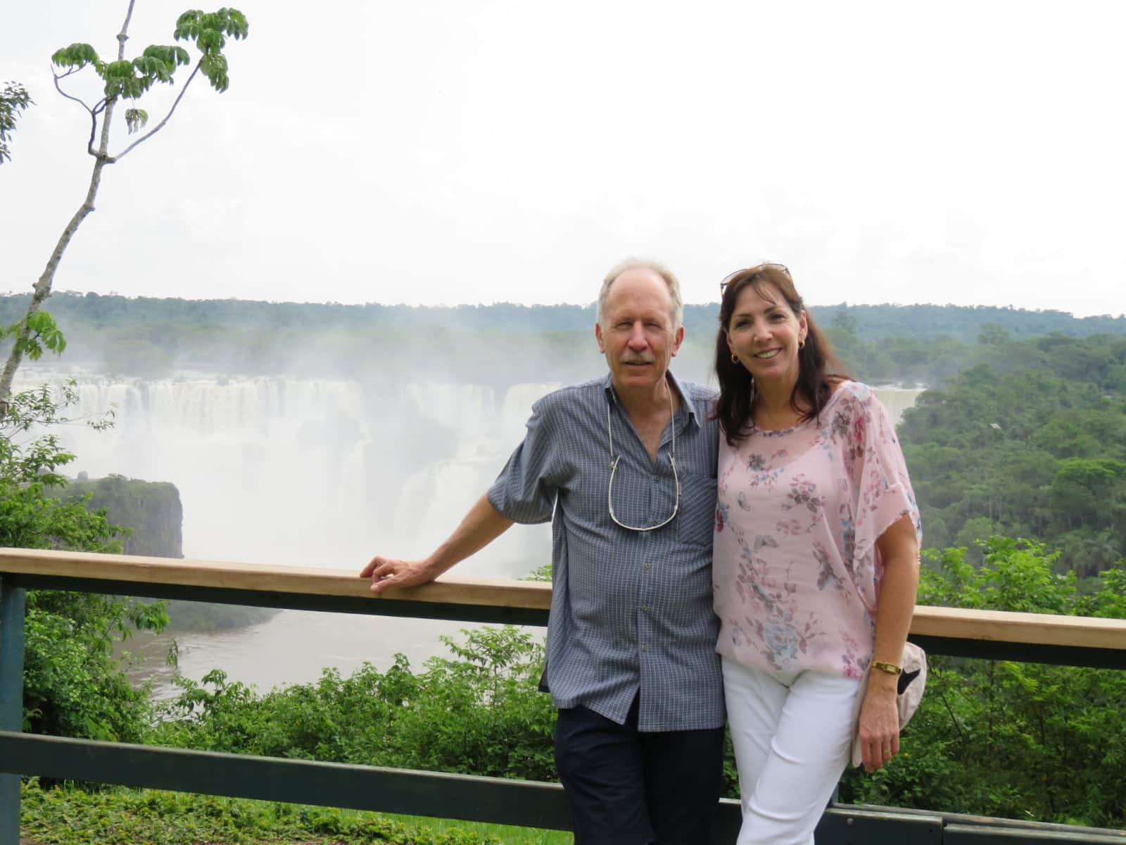Alison & Kevin from Pretoria, South Africa