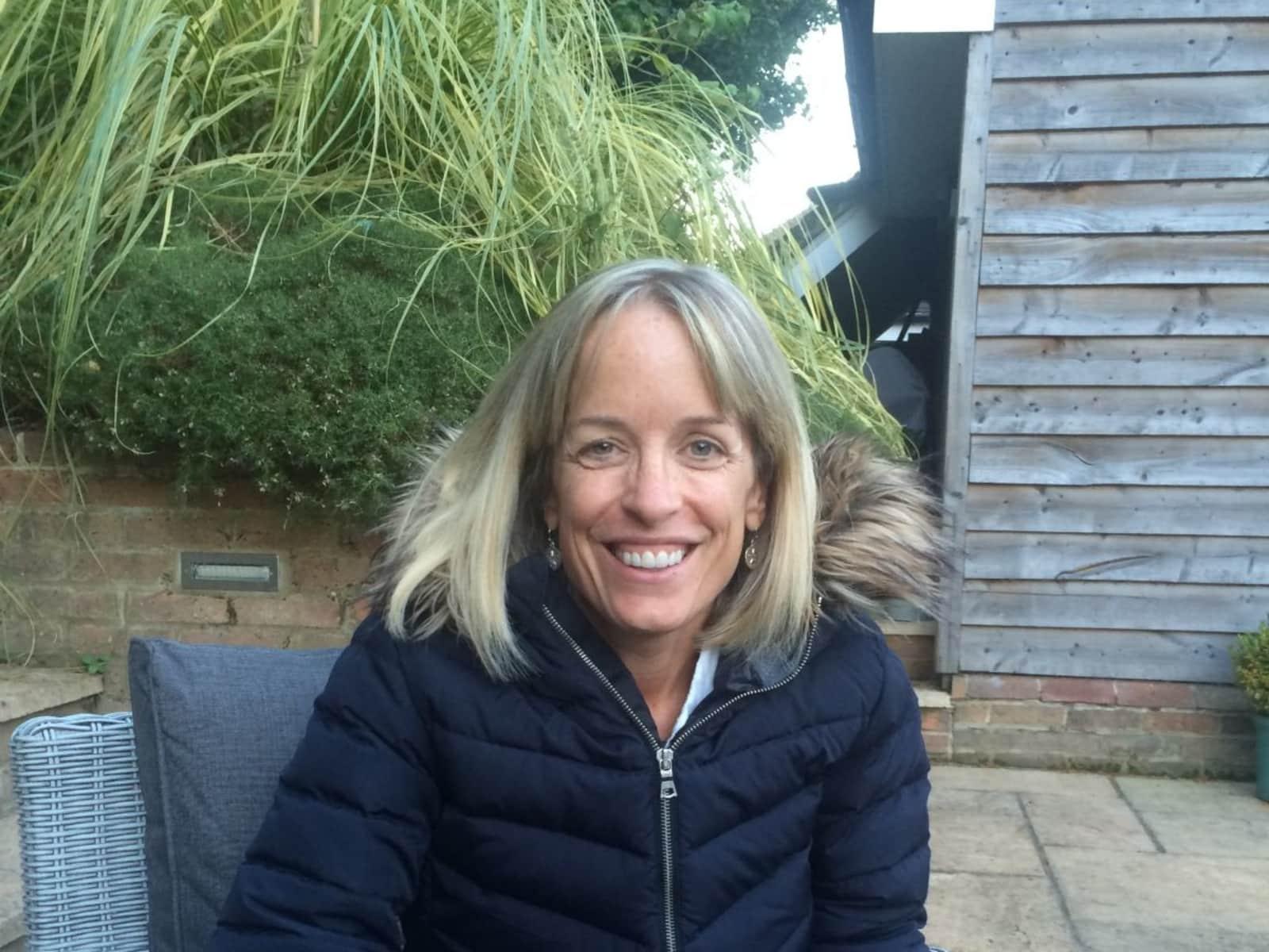Fiona from Fordingbridge, United Kingdom