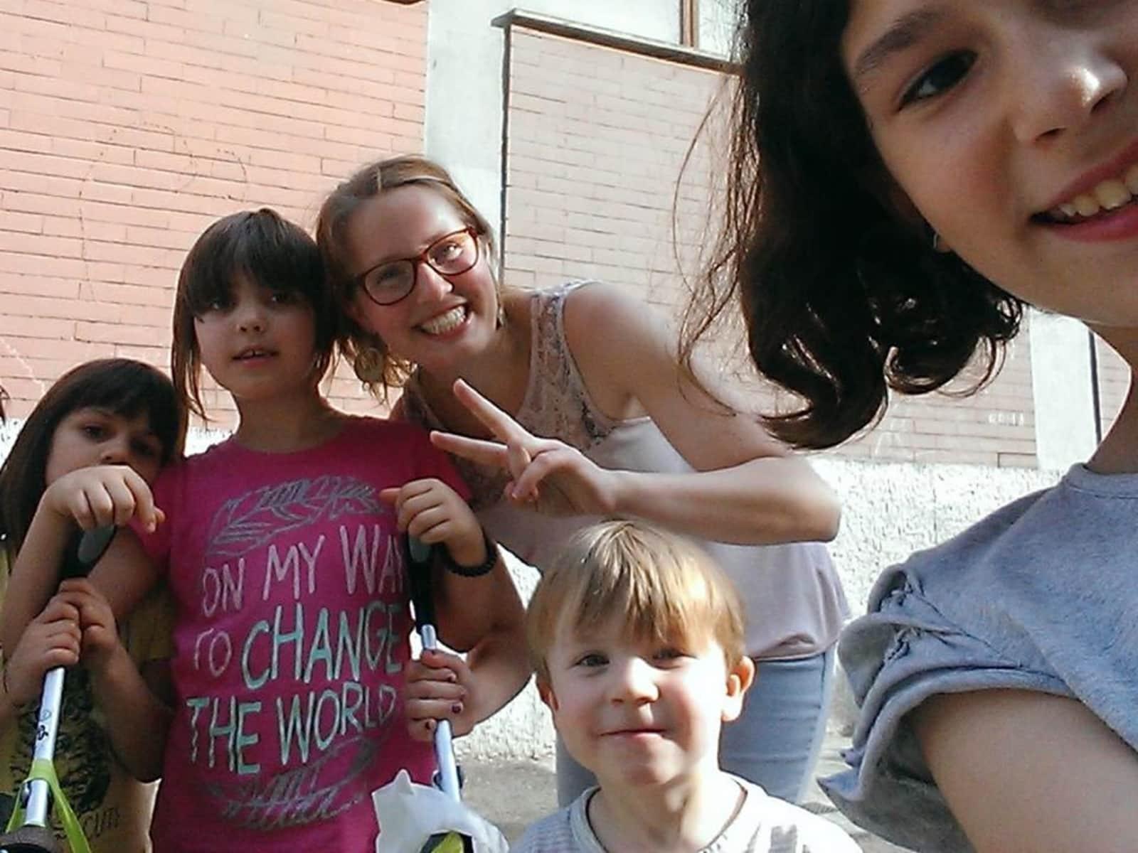 Annalena from Mainz, Germany