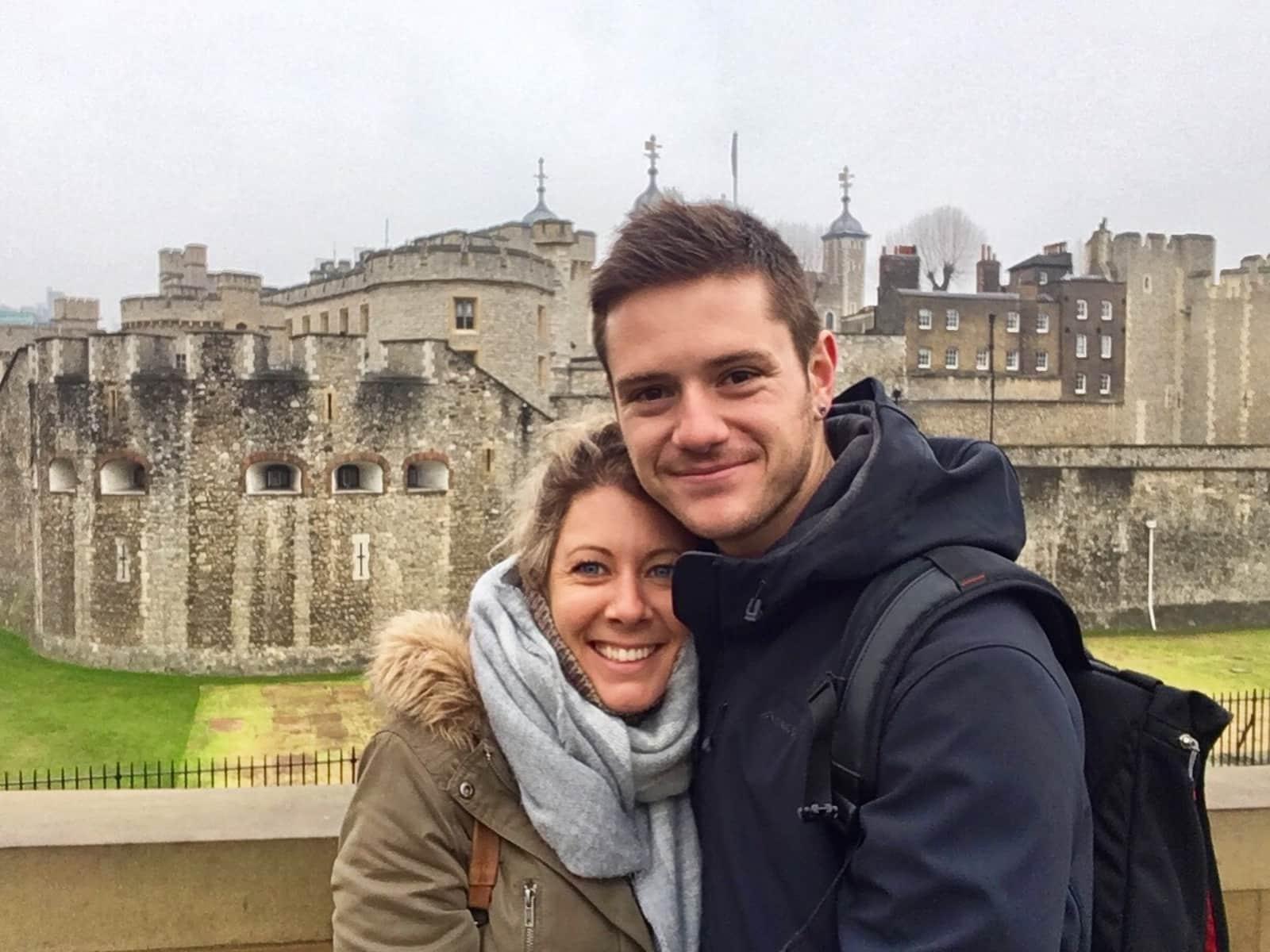 Karina & Ryan from Colchester, United Kingdom