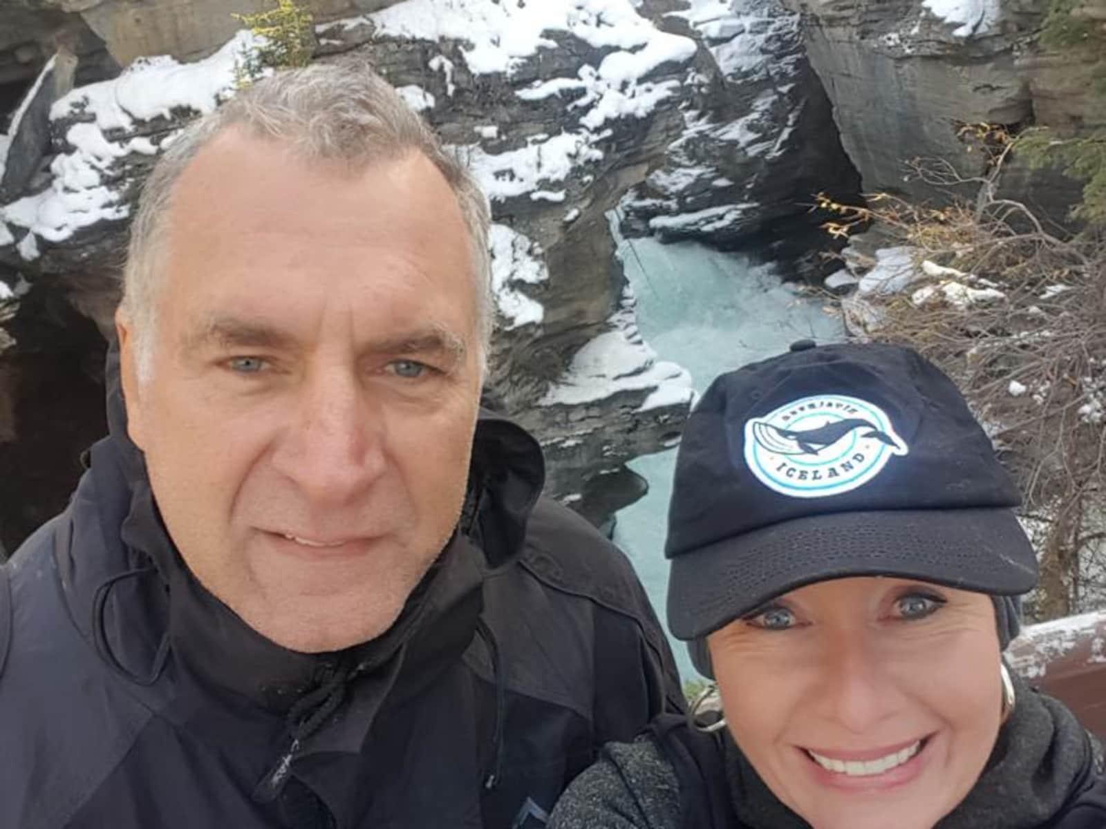 Buks & Sonja from Nelspruit, South Africa