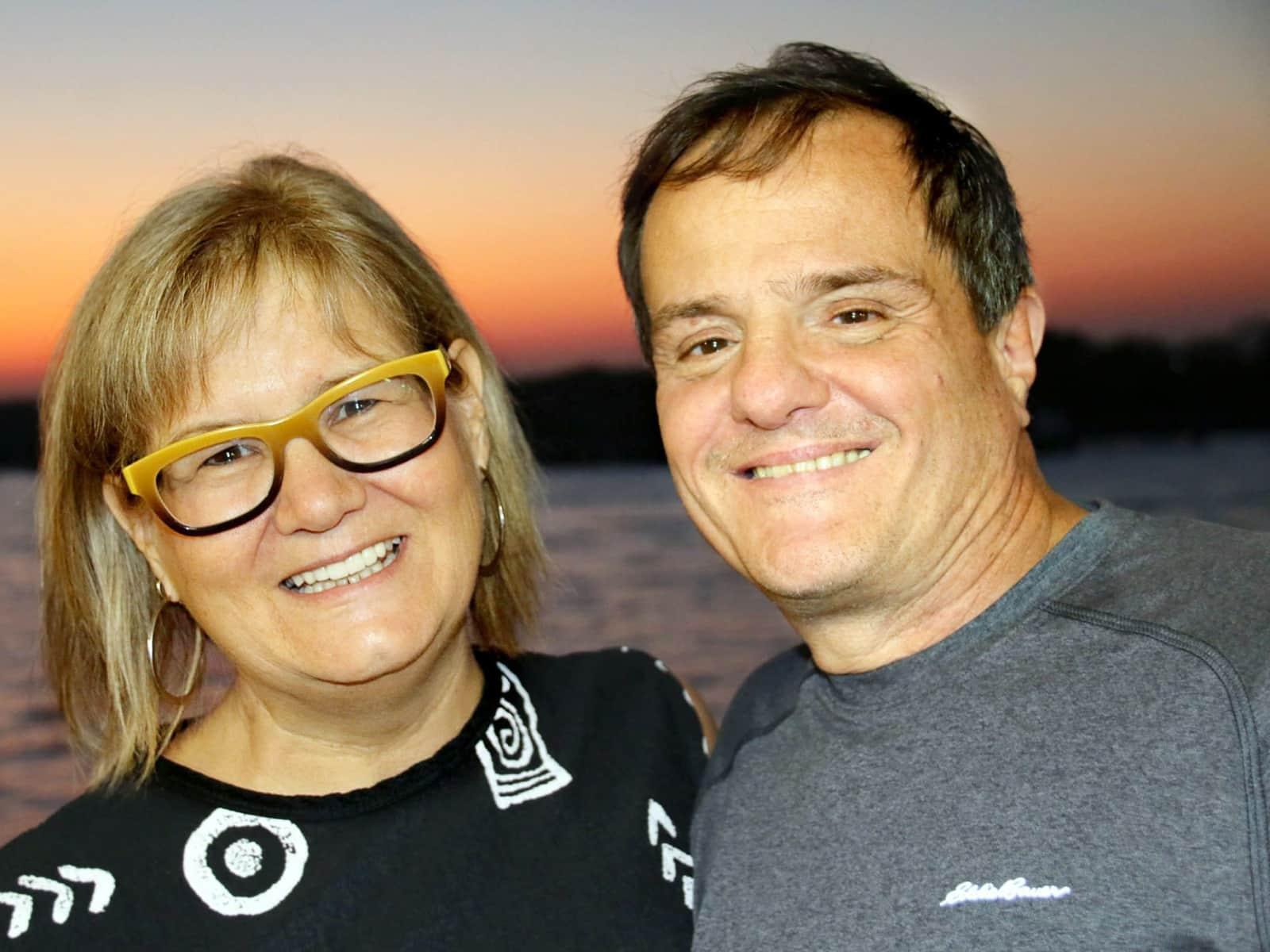 Marjonneke & Frank from Hamilton, Ontario, Canada