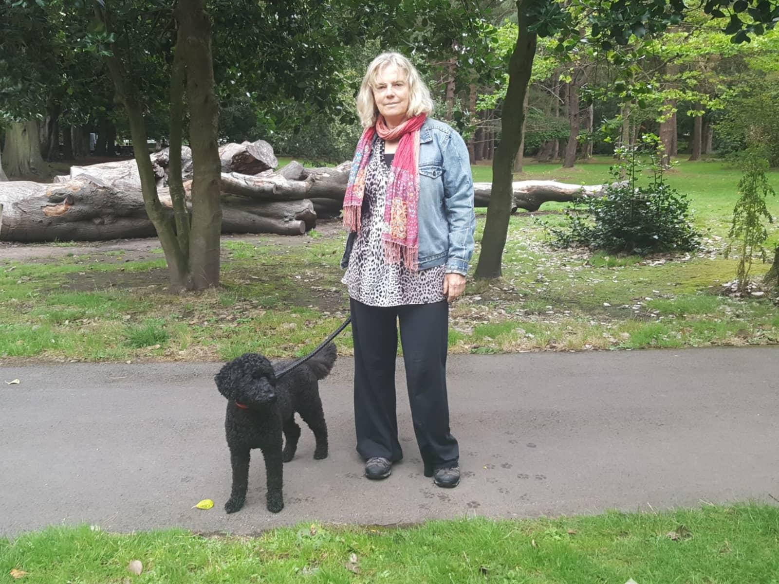Krista from Liverpool, United Kingdom