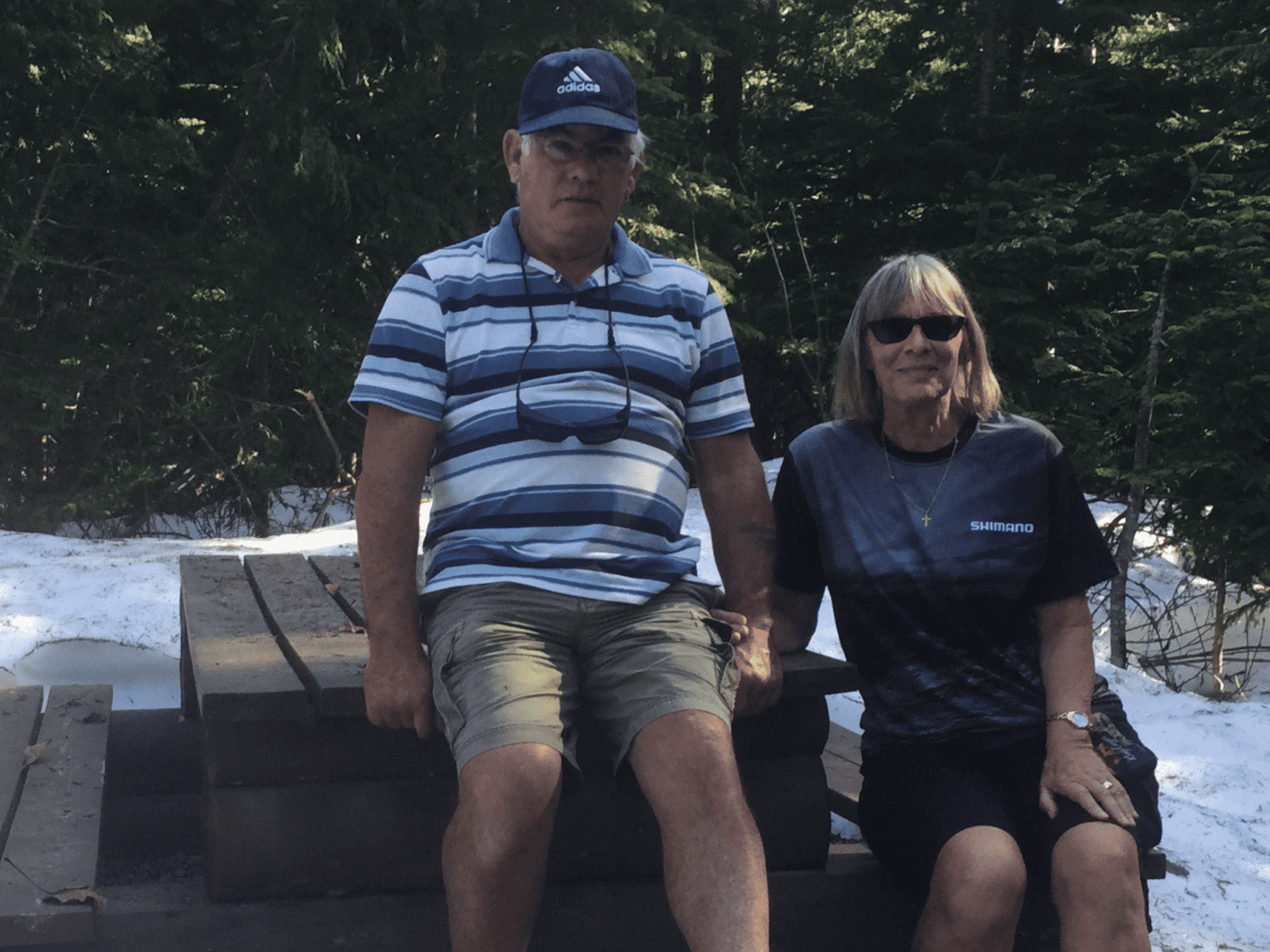 Shaun & Susan from Melbourne, Victoria, Australia