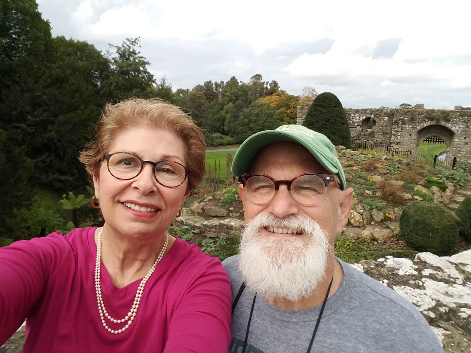 Evelyn & Frank from Williamsport, Pennsylvania, United States