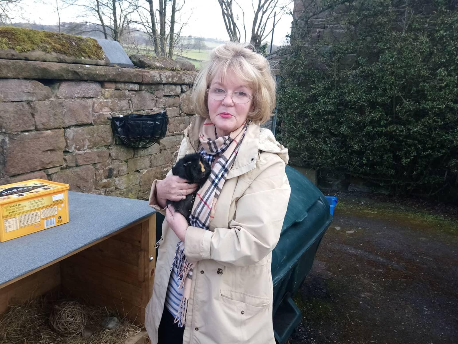 Eileen from Carlisle, United Kingdom