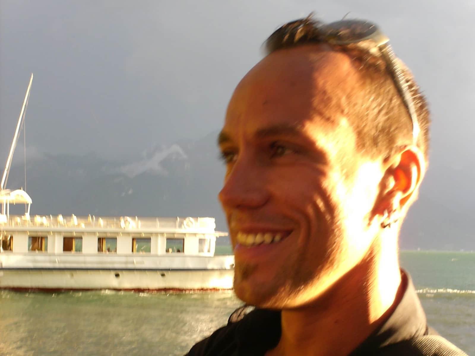 Lars from Lausanne, Switzerland