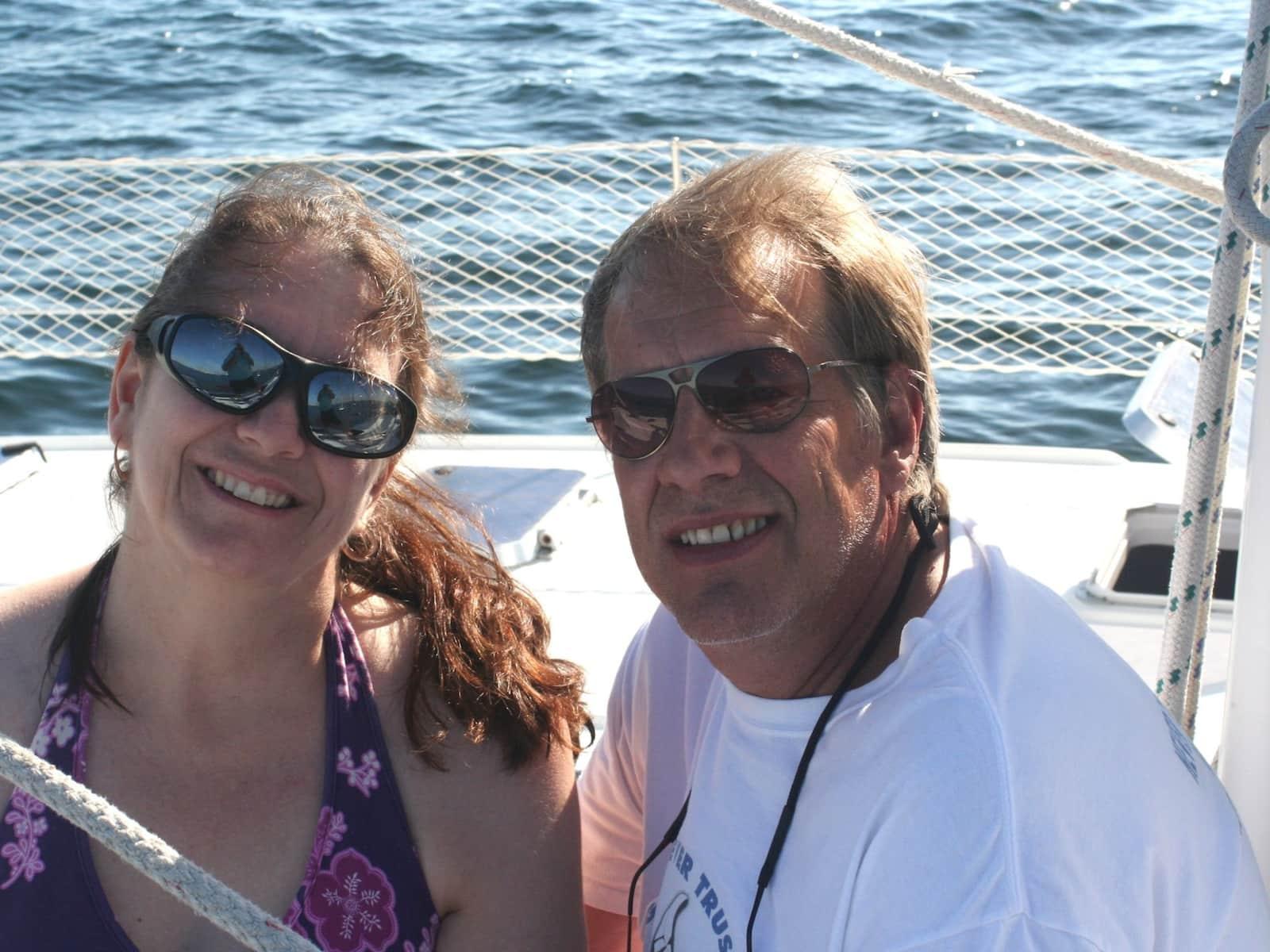 Peter & Katie from Phoenix, Arizona, United States