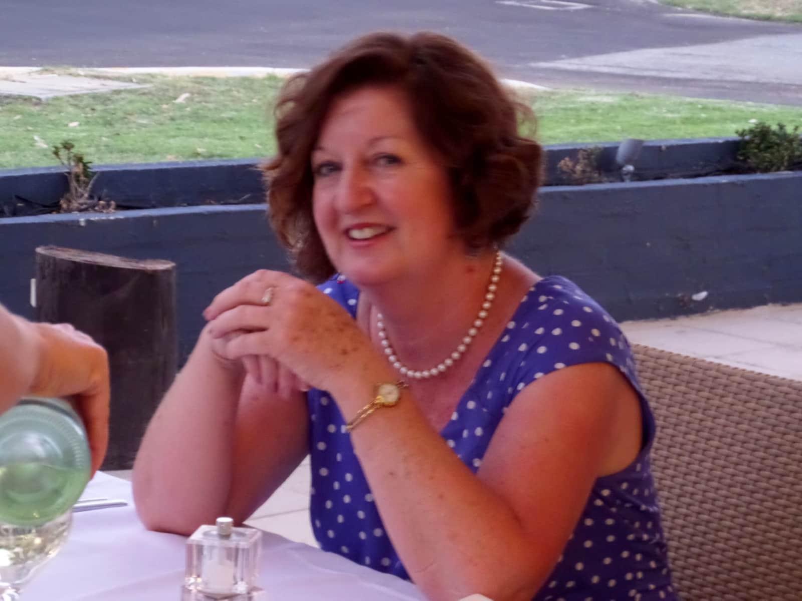 Sheila from Wells, United Kingdom