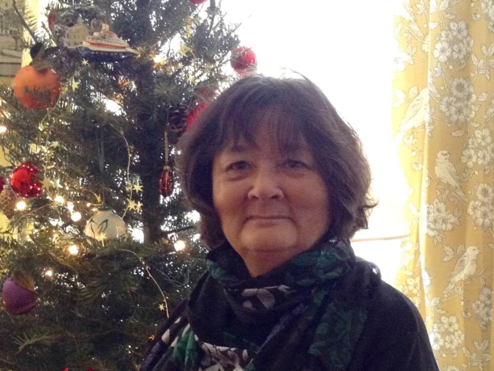 Margo from Boston, Massachusetts, United States