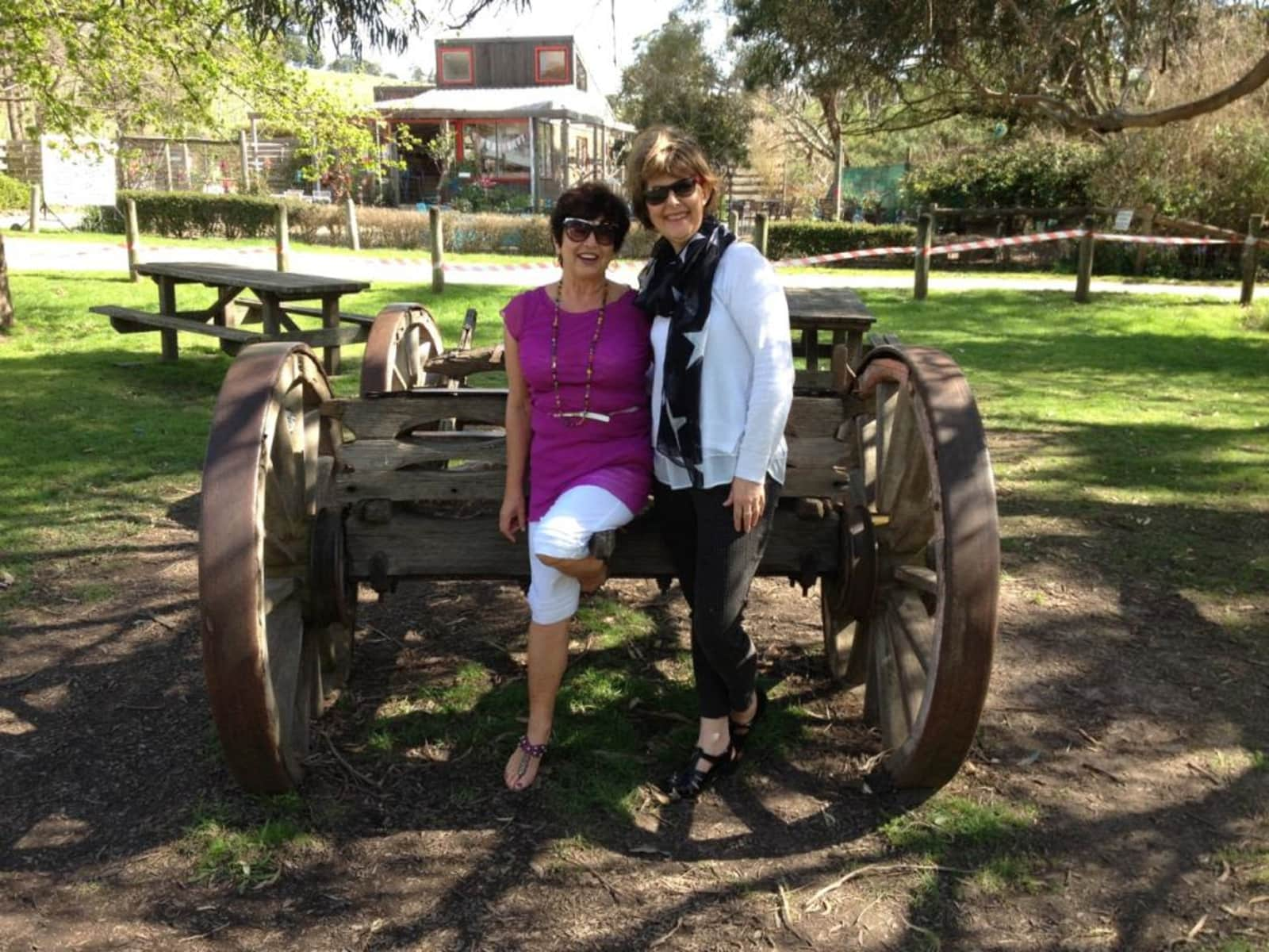 Roslyn from Mount Martha, Victoria, Australia