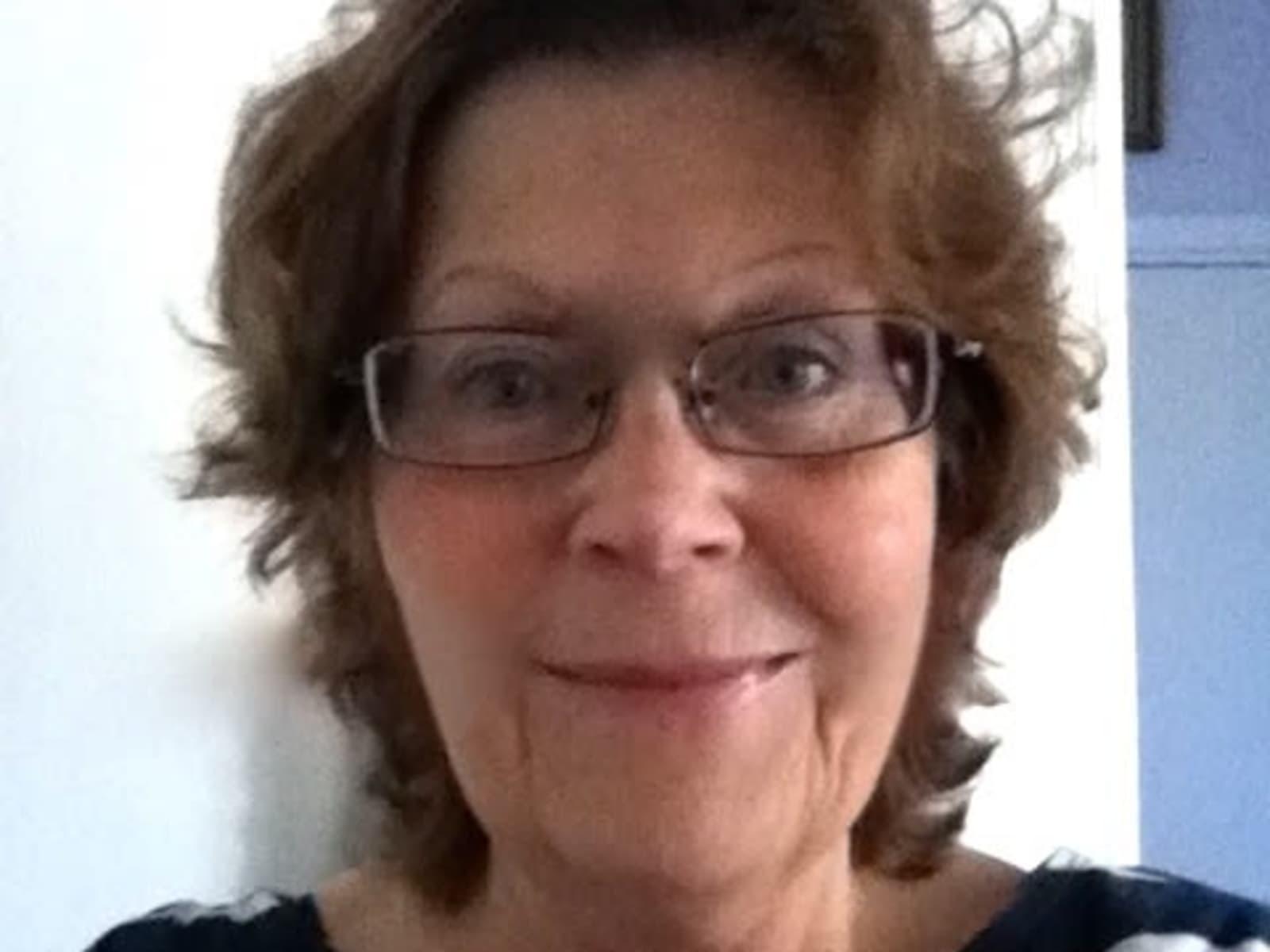 Maria from Stockholm, Sweden