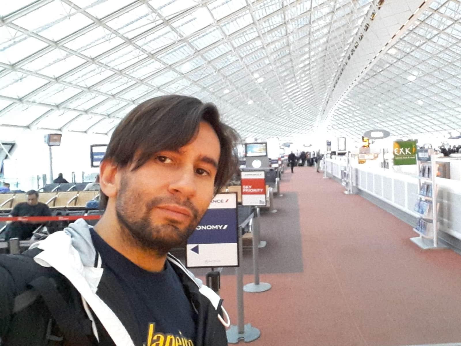 Manuel from Bahía Blanca, Argentina