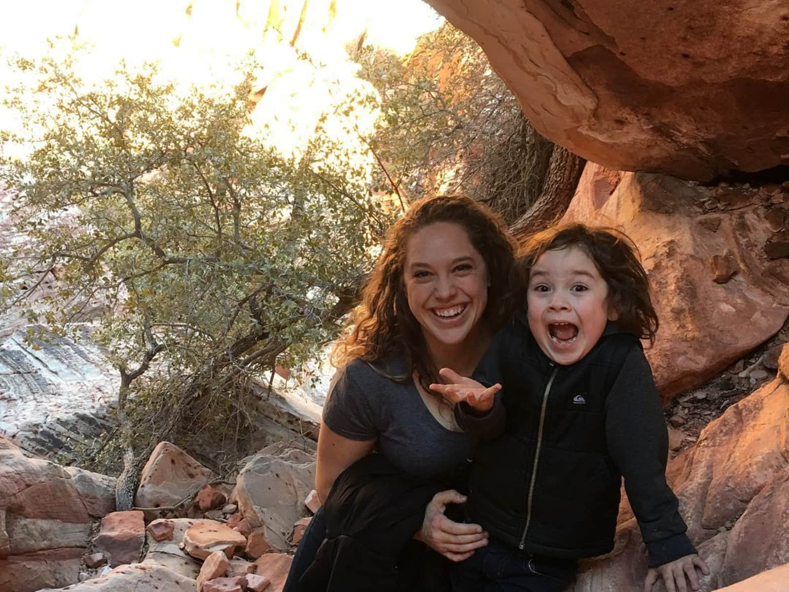 Rebecca from Salt Lake City, Utah, United States