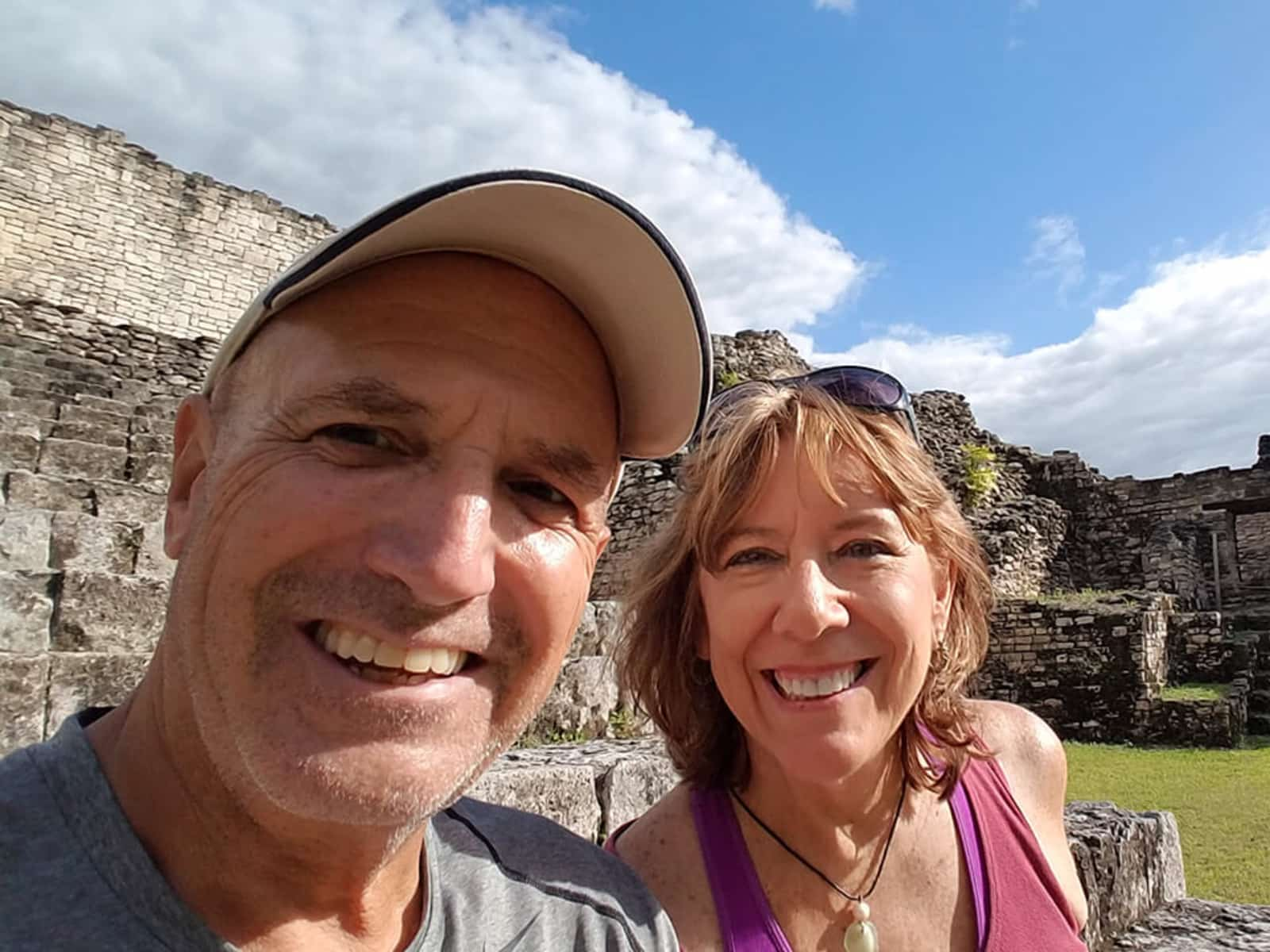 John & anel & Anel from San Ignacio, Belize