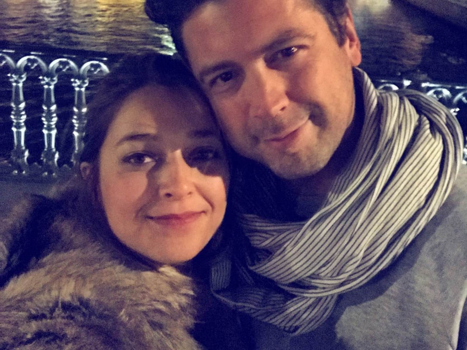 Andrea & Lucas felipe from Paris, France