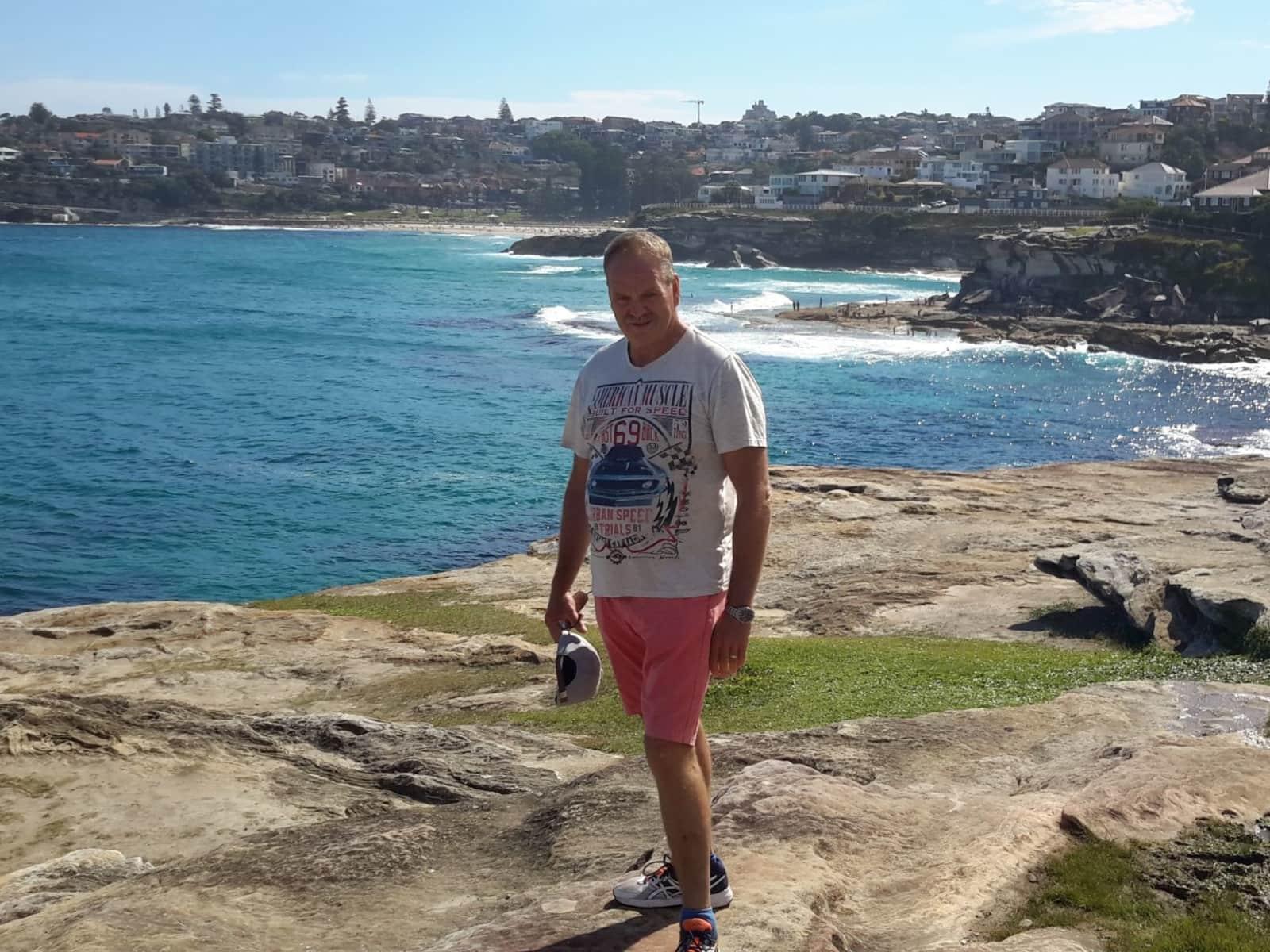Gordon from Perth, Western Australia, Australia