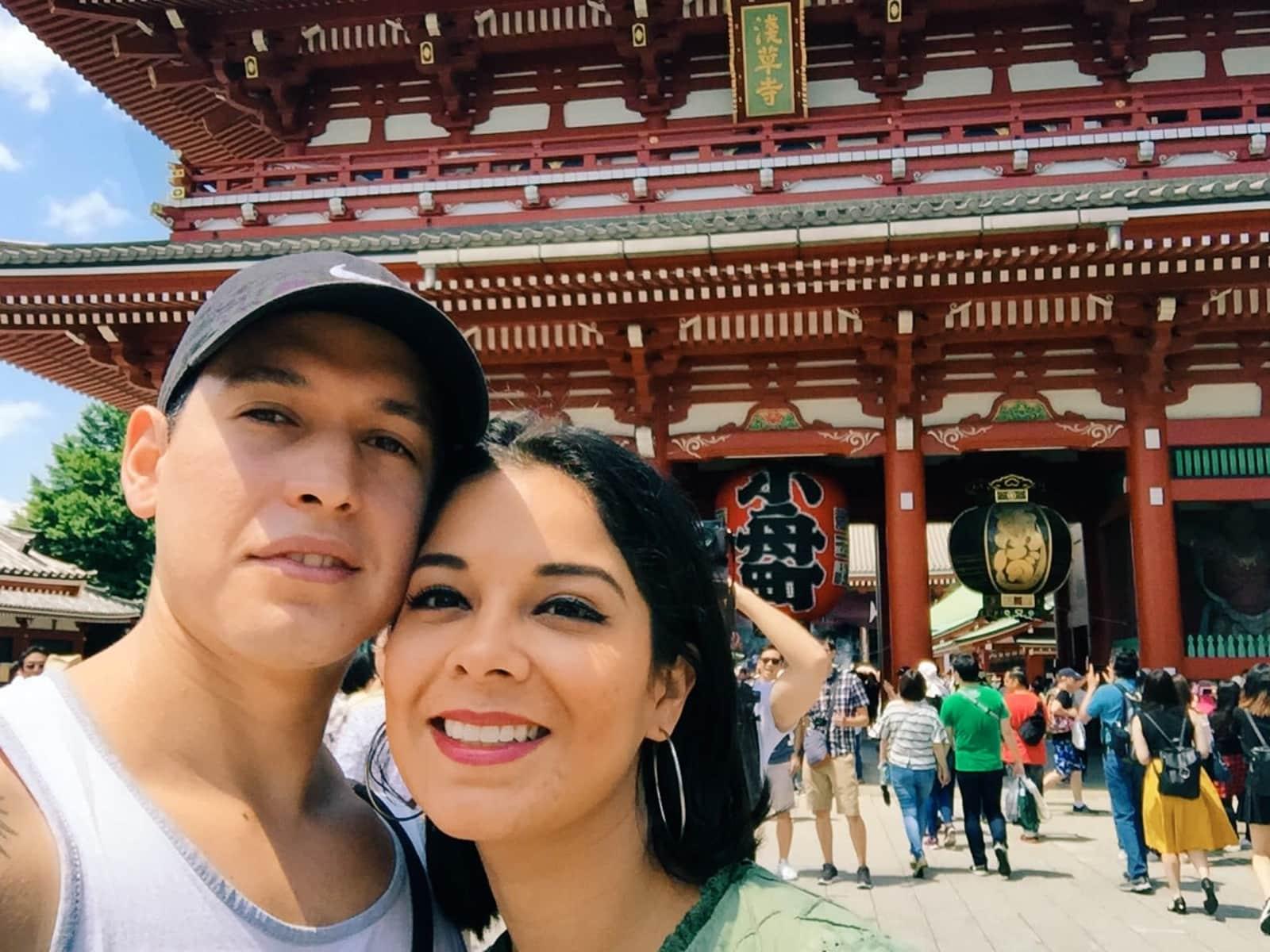 Michelle & Jerson from Melbourne, Victoria, Australia
