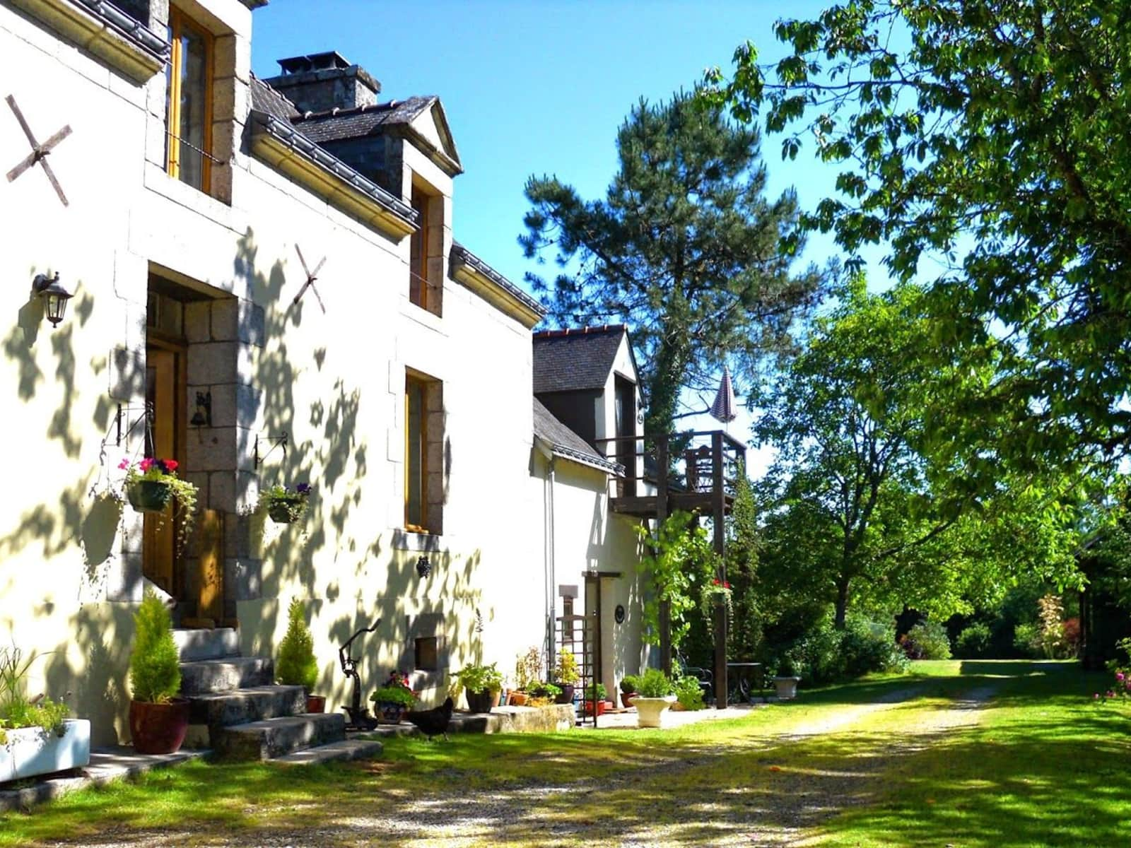 Housesitting assignment in Melrand, France