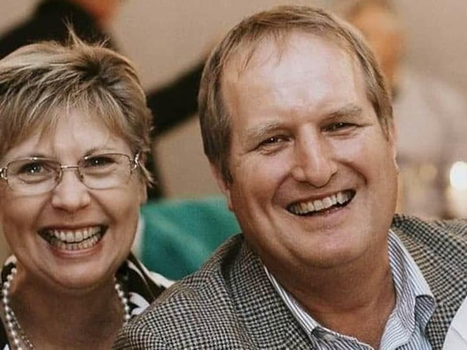 Lynne & Tony from Toowoomba, Queensland, Australia